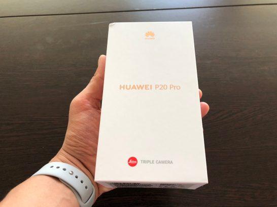 Huawei P20 Pro poza 1