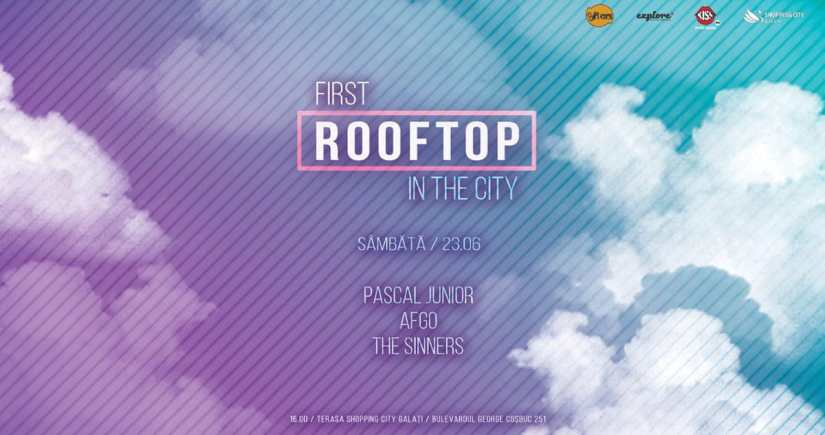 Rooftop Party Galati