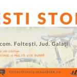 O noua competiție nascută din pasiunea pentru ciclism: MTB Foltești Story