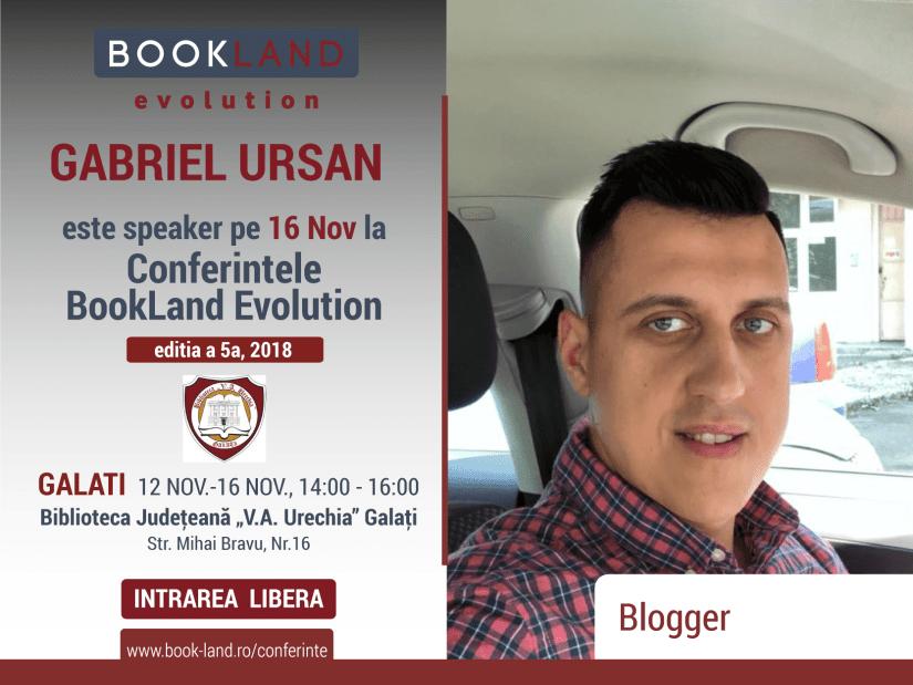 BookLand Evolution - speaker_10.bkl -Gabriel Ursan