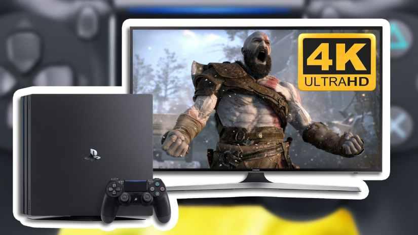 Cel mai bun TV pentru PS4 Pro