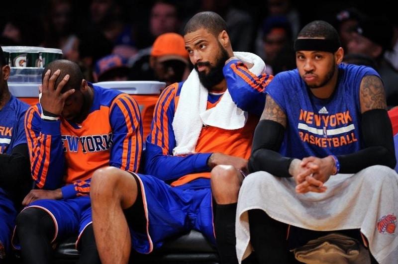 NY Basketball