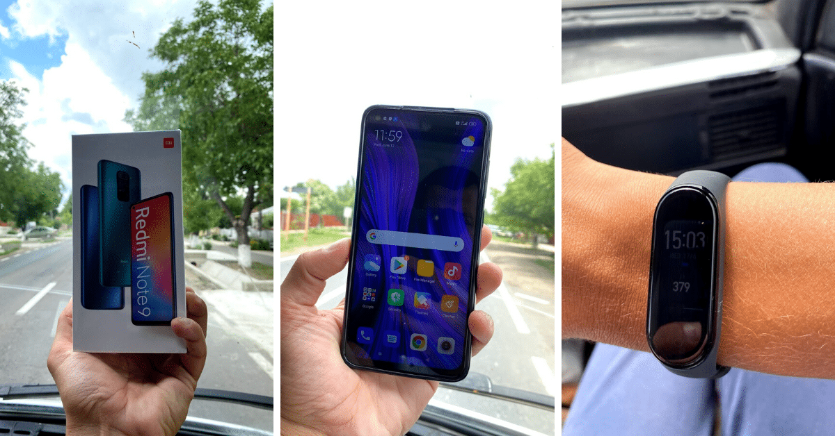 Review Xiaomi Redmi Note 9