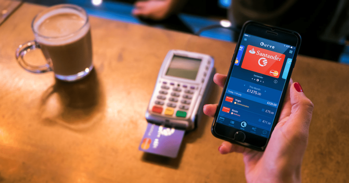 Prin aplicatia Curve poti plati cu cardul crypto VISA Binance oriunde