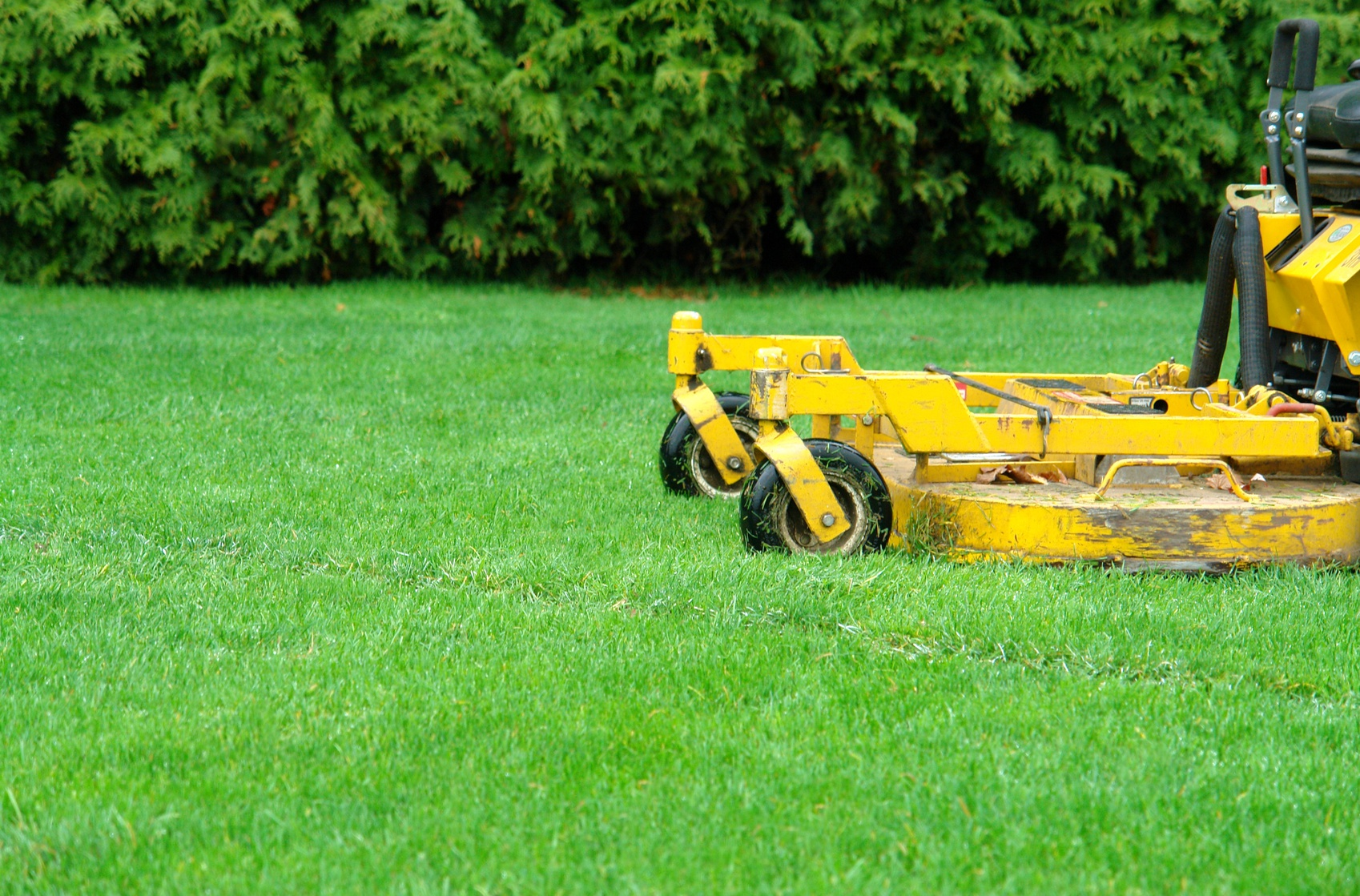 Lawn Mowing Techniques Lawn Aeration Springfield MO