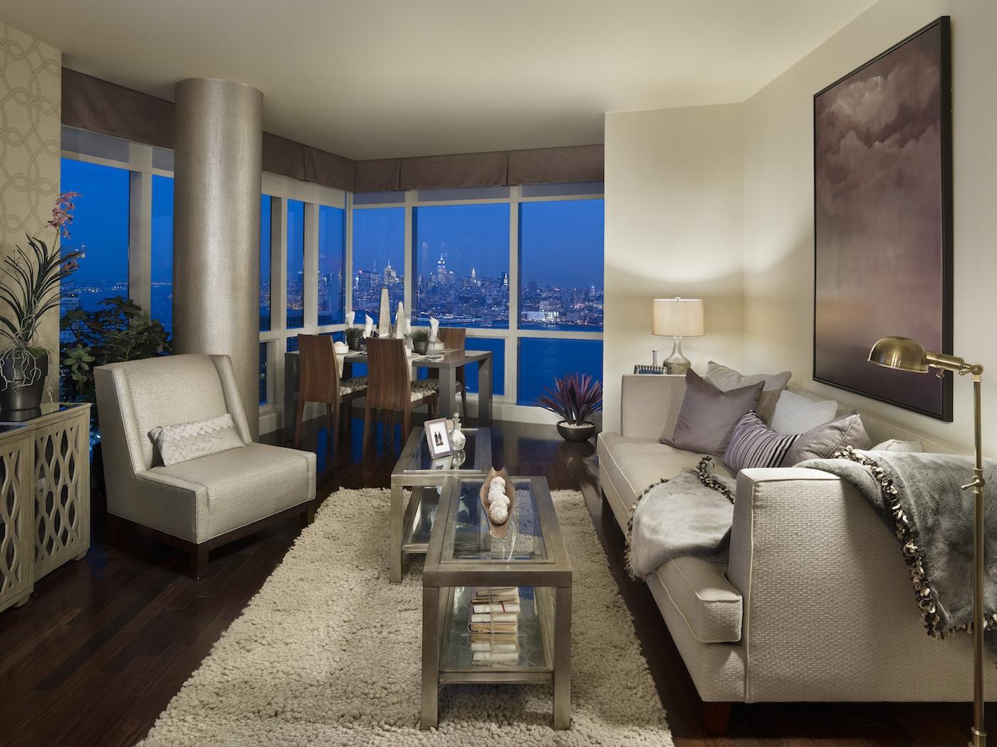 City Living On The Hudson Gacek Design Group
