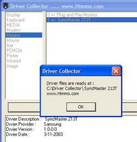Driver Collector, utilidad para guardar los drivers de tu sistema Windows