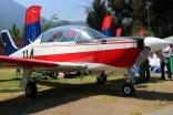 Pillán: T-35 serie 144 de la Fuerza Aérea (foto: Carlos Ay).