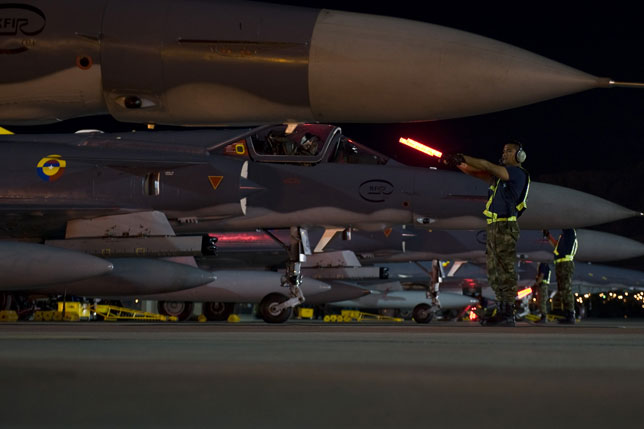 """El """"nuevo"""" avión de combate para la Fuerza Aérea Argentina"""