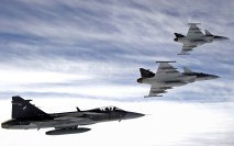 Gripens tailandeses