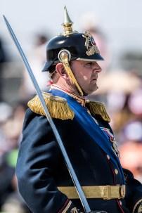 Comandante de desfile