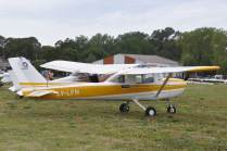 Cessna 150 LV-LFN del Aeroclub Dolores. (Foto: Esteban Brea)