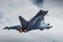 Post combustión paara el escape de la corrida de ataque (foto: YFC Photography)