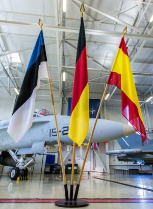 Relevo en Amari (foto: NATO)