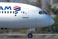 Dreamliner CC-BBD de LATAM (foto: Gabriel Luque)