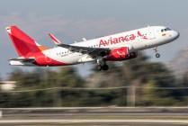 A319 N690AV de Avianca (foto: Gabriel Luque)