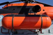 "Tanques externos (denominados ""Outboard Additional Fuel Tanks,"" OAFT). (Foto: Andrés Rangugni)"