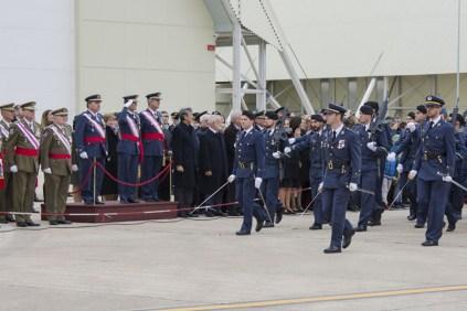 Desfile terrestre (foto: José Luis Lezg)