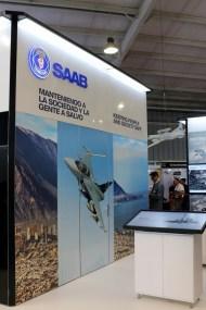 Saab en FIDAE 2016