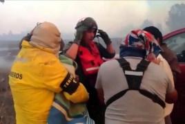 Aviadores navales al rescate