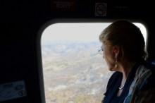Bachelet a Pumanque