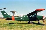 Cessna 206 GN-803 (photo: Carlos Ay).