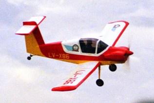 Pazmany PL-4 (photo: Carlos Ay).