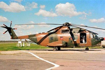 Sikorsky S-61R BSH-72 (photo: Carlos Ay).