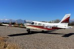 """Saratoga Special Performance?"": Calama Air Club PA-32-301T CC-NEA (photo: Carlos Ay)."