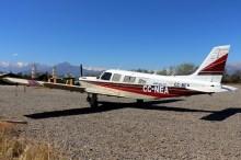 """Saratoga Special Performance?"": Calama Air Club PA-32-301T CC-NEA (photo: Carlos Ay)."