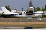 Stationair 6 II: Cessna 206 CC-PSM (photo: Carlos Ay).