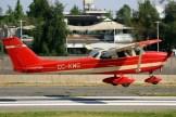 One Seventy Two: CPV Cessna 172 CC-KWG (photo: Carlos Ay).