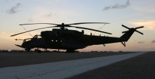 FAB AH-2 sunset (photo: Rob Nispeling)