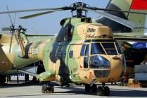"Chilean Army SA-330L Puma H264 ""Mount Rucatalca"" (photo: Carlos Ay)."