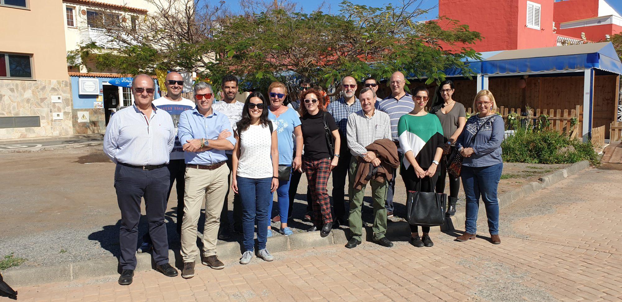 Conociendo la acuicultura de Gran Canaria