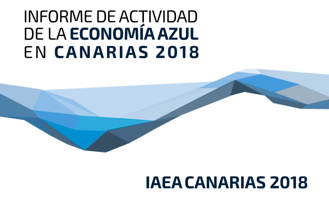 Informe de Actividad de la Economía Azul en Canarias 2018