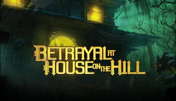 Betrayal at House on the Hill Play it at the Game Cruise