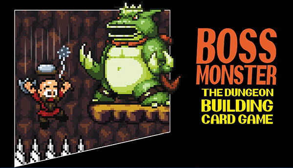 Boss Monster Play it at the Game Cruise