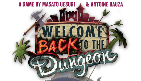 Welcome to the Dungeon Play it at the Game Cruise
