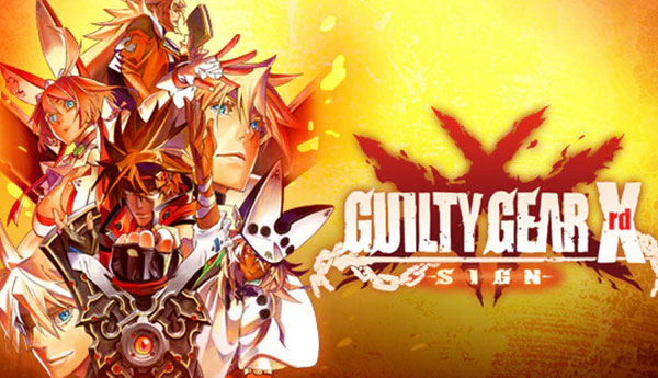 GUILTY GEAR Xrd SIGN Play it at the Game Cruise