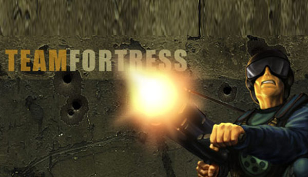 team Fortress Play it at the Game Cruise
