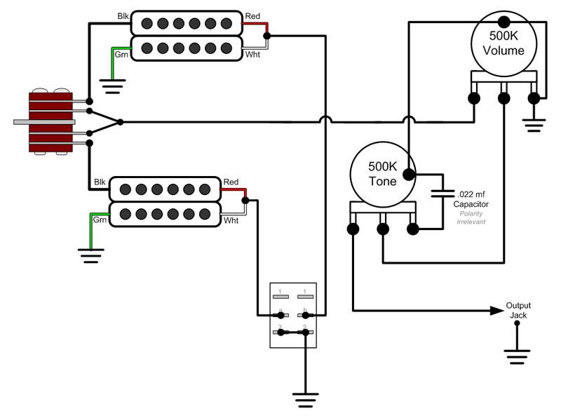 push pull wiring diagram jackson