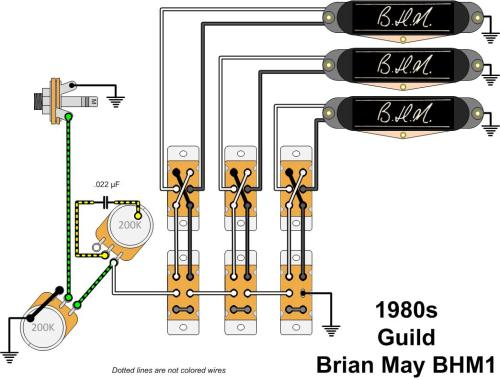 small resolution of brian may wiring online wiring diagram 3 way guitar switch wiring diagram brian may wiring