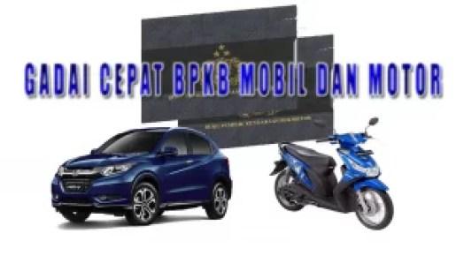 DANA CEPAT JAMINAN BPKB MOBIL/MOTOR CIREBON