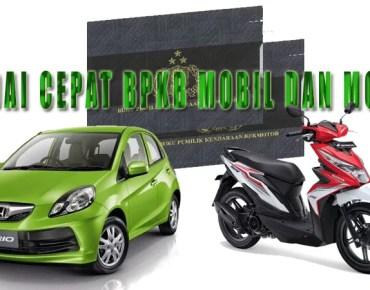 Gadai BPKB Mobil motor di Medan