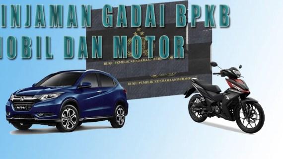 Gadai Bpkb Mobil motor di Banten