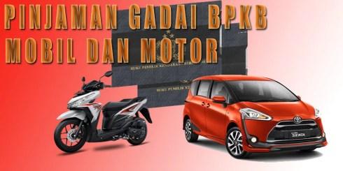 GADAI BPKB MOBIL MOTOR CIKARANG