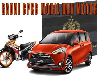 Pusat Gadai BPKB Mobil dan Motor di Jakarta Utara