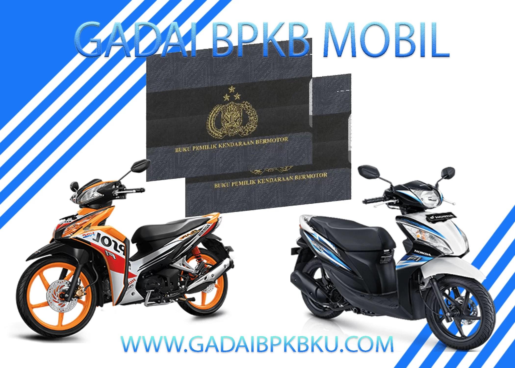 Pinjaman Jaminan BPKB Motor Jakarta