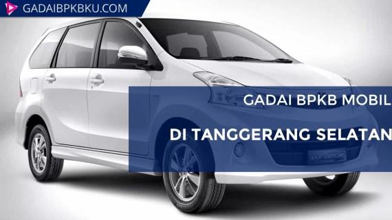 Simulasi Gadai BPKB Mobil & Motor Daerah Tangerang Proses Mudah dan Cepat